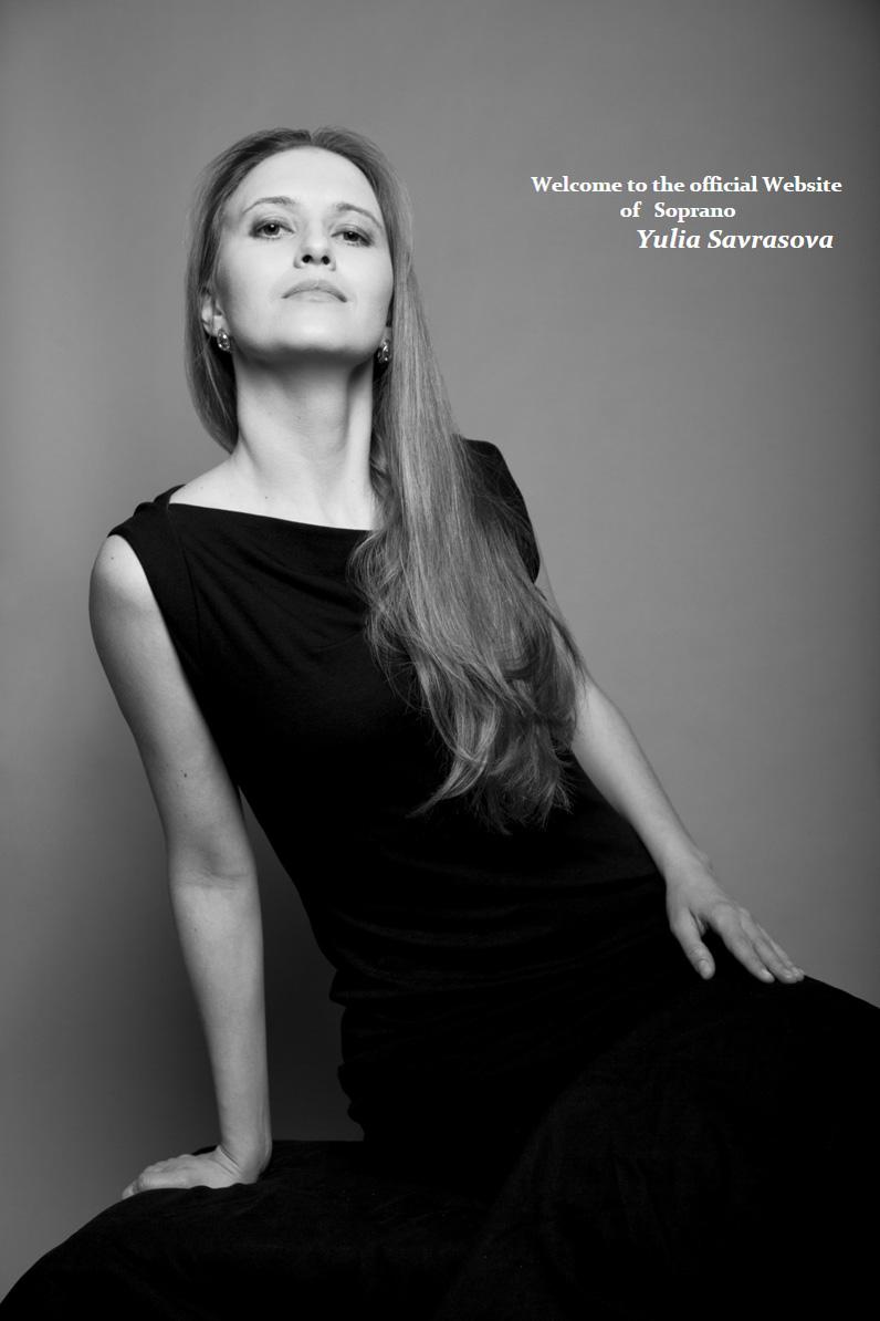 Yulia Savrasova